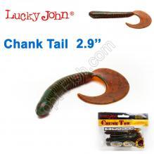 Твистер 2,9 Chank Tail LUCKY JOHN*7 140106-PA16
