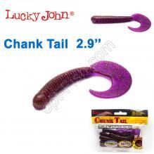 Твистер 2,9 Chank Tail LUCKY JOHN*7 140106-S13