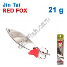Блесна незацепляйка (тройник) Jin Tai Red Fox 6027-23 21g 01