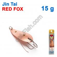 Блесна незацепляйка (двойник) Jin Tai Red Fox 6009-11S 15g 03