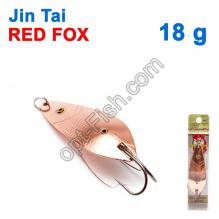 Блесна незацепляйка (двойник) Jin Tai Red Fox 6009-12S 18g 03