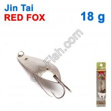Блесна незацепляйка (двойник) Jin Tai Red Fox 6009-12S 18g 01
