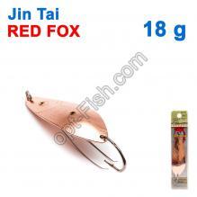 Блесна незацепляйка (одинарный крючок) Jin Tai Red Fox 6009-12D 18g 03