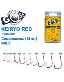 Goss Keiryo 10078 RED