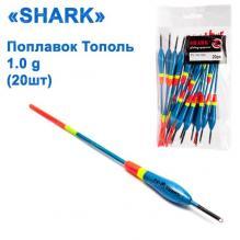Поплавок Shark Тополь T2-10U1502 (20шт)