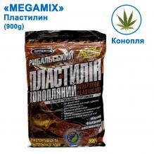 Пластилин MEGAMIX Конопляный 900g