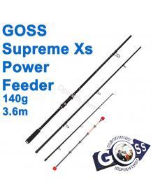 Фидерное удилище GOSS Supreme Xs Power Feeder
