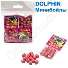Минибойлы Dolphin 6х10 мм ваниль (10шт)