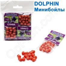 Минибойлы Dolphin 6х10 мм слива (10шт)