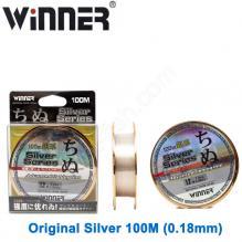 Леска Winner Original Silver Series 100м 0,18мм *