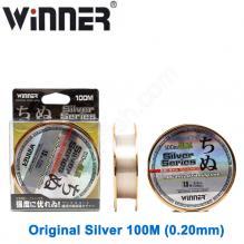 Леска Winner Original Silver Series 100м 0,20мм *