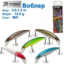 Воблер Ttebo M-RUF90 (0,8-1,2m) 12g #111