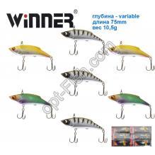 Воблер Winner new XTB6036 *