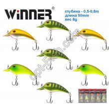 Воблер Winner new XTB6028 *