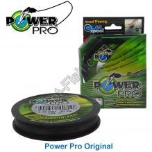 Шнур Power Pro Original т.зеленый (0,19мм 135м) *