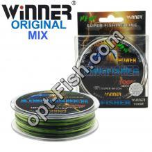 Леска 100 Winner MIX 0.28  *