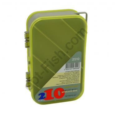 Коробка Adams 2-х сторонняя 10 ячеек 2510 оптом недорого в Украине