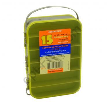 Коробка Adams 2х-сторонняя 15 ячеек 2515 оптом недорого в Украине