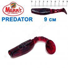 Силикон Manns Predator PU-066-90мм (20шт)