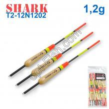Поплавок Shark Тополь T2-12N1202 (20шт)