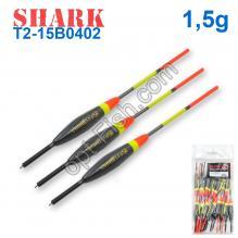 Поплавок Shark Тополь T2-15B0402 (20шт)