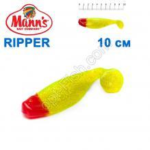 Силикон Manns Ripper MFCH-RN-070-100мм Czerwony Nos (10шт)