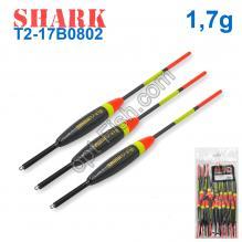 Поплавок Shark Тополь T2-17B0802 (20шт)