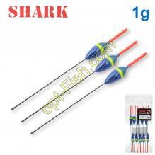 Поплавок Shark Тополь T2-10U2317U (10шт)