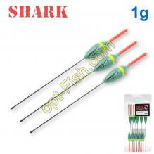 Поплавок Shark Тополь T2-10G2317U (10шт)