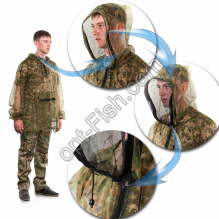 Куртка (рубашка) накомарник *