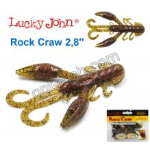 Твистер (рак) 2.8 Rock Craw LUCKY JOHN*5 140117-PA03