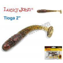 Виброхвост 2 Tioga LUCKY JOHN*10 140102-PA03