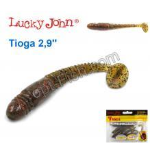 Виброхвост 2,9 Tioga LUCKY JOHN*7 140103-PA03