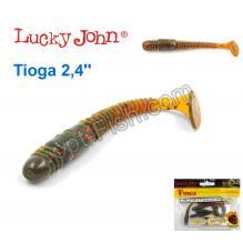 Виброхвост 2,4 Tioga LUCKY JOHN*9 140119-085