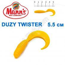 Силикон Manns Twister Y-037-55мм (20шт)