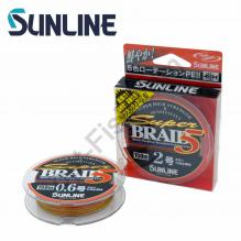 Шнур SunLine Super Braid 5 (1.2/0.185мм 150м) *