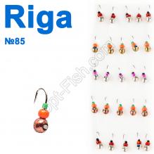 Мормышка вольф. Riga 102030 (25шт) №85
