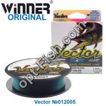 Леска Winner Original Vector №012005 100м 0,18мм *