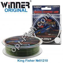 Леска Winner Original King Fisher №01210 100м 0,35мм *