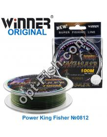 Леска Winner Original Power King Fisher №0812
