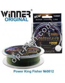 Леска Winner Original Power King Fisher №0812