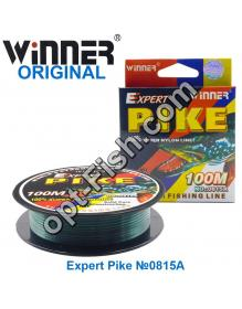 Леска Winner Original Expert Pike №0815A