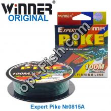 Леска Winner Original Expert Pike №0815A 100м 0,25мм *