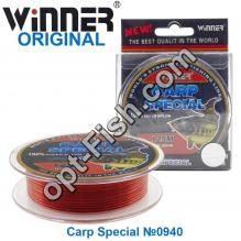 Леска Winner Original Carp Special №0940 100м 0,22мм *