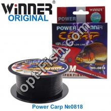 Леска Winner Original Power Carp №0818 150м 0,28мм *