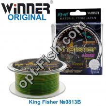 Леска Winner Original King Fisher №0813B 150м 0,35мм *