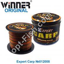 Леска Winner Original Expert Carp №012008 1000м 0,50мм *
