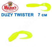 Силикон Manns Duzy Twister FCH-038-70мм (20шт)