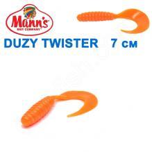 Силикон Manns Duzy Twister OR-038-70мм (20шт)