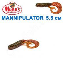 Силикон Manns Mannipulator Grub MFMO-014-55мм (20шт)